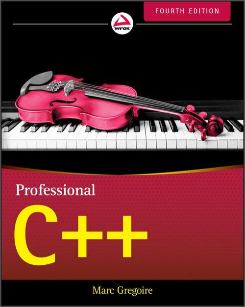 کتاب آموزش ++C