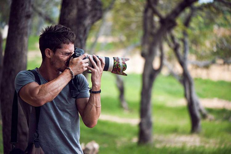 عکاسی با هدف کسب درآمد برای نوجوانان