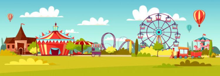 پارک تفریحی با هدف کسب درآمد برای نوجوانان