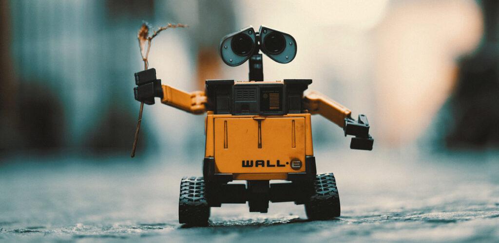 مسابقه برای شروع رباتیک