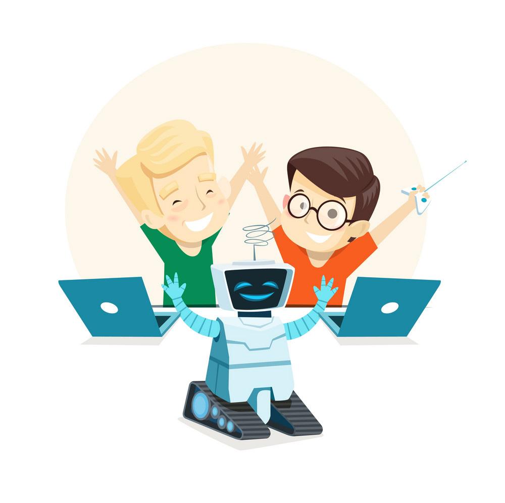 کلاس رباتیک آنلاین
