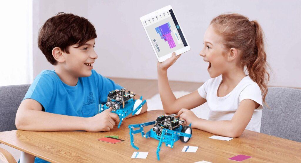 کلاس رباتیک خوبه؟