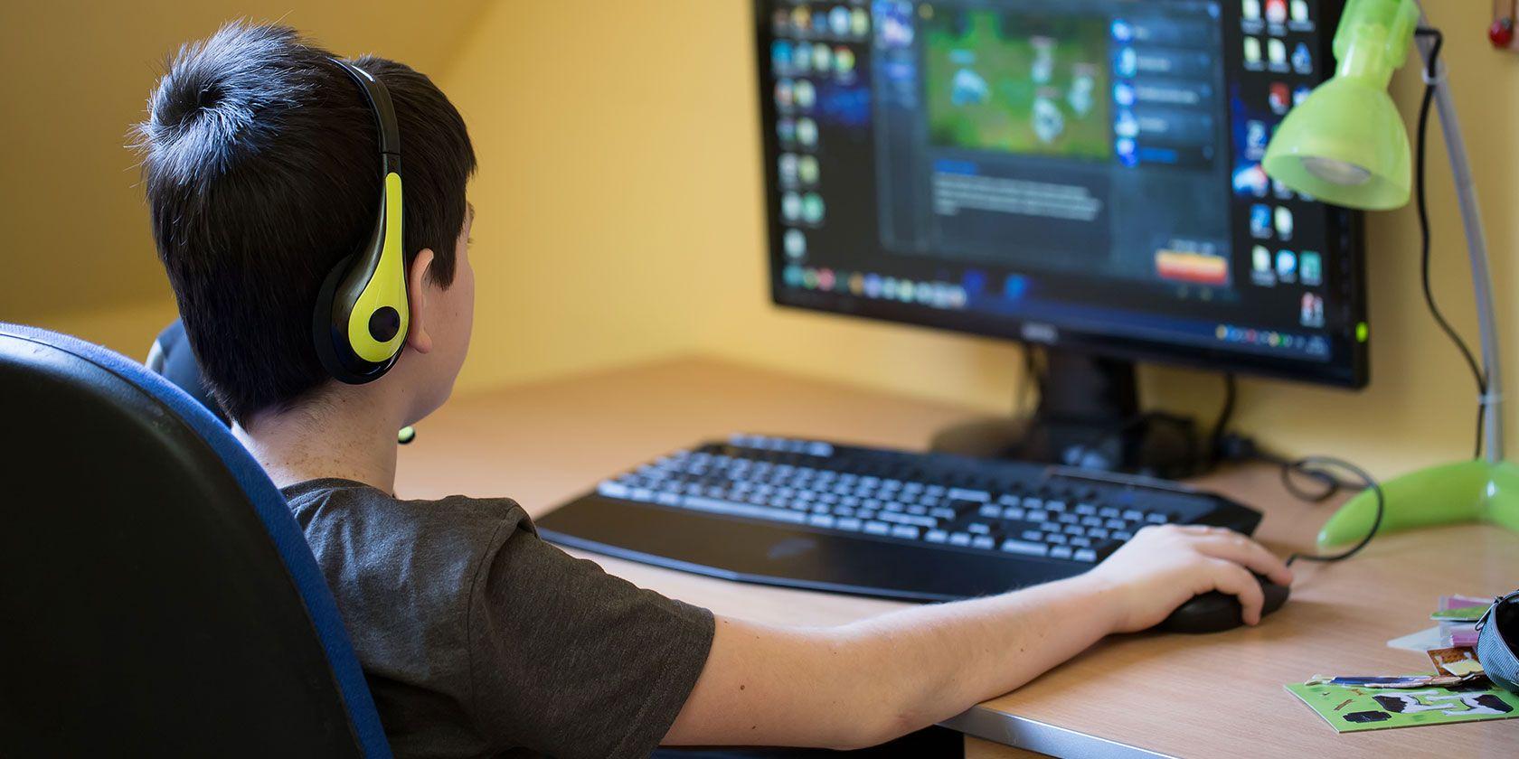 آموزش بازی سازی به کودکان
