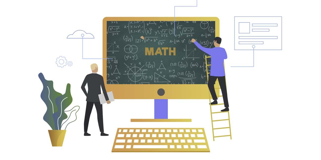 رابطه ریاضی با برنامه نویسی