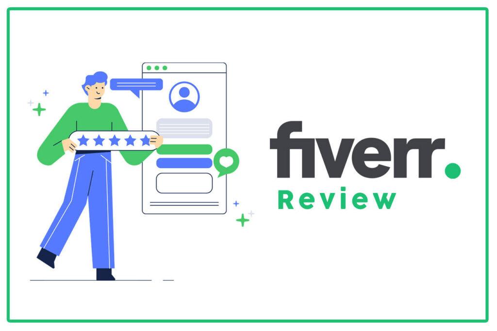 Fiverr کسب درآمد با گوشی برای نوجوانان