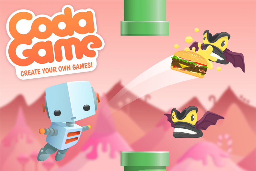 بازی سازی coda برای کودکان