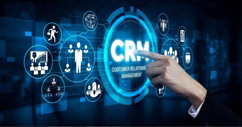 توسعه دهنده فنی CRM