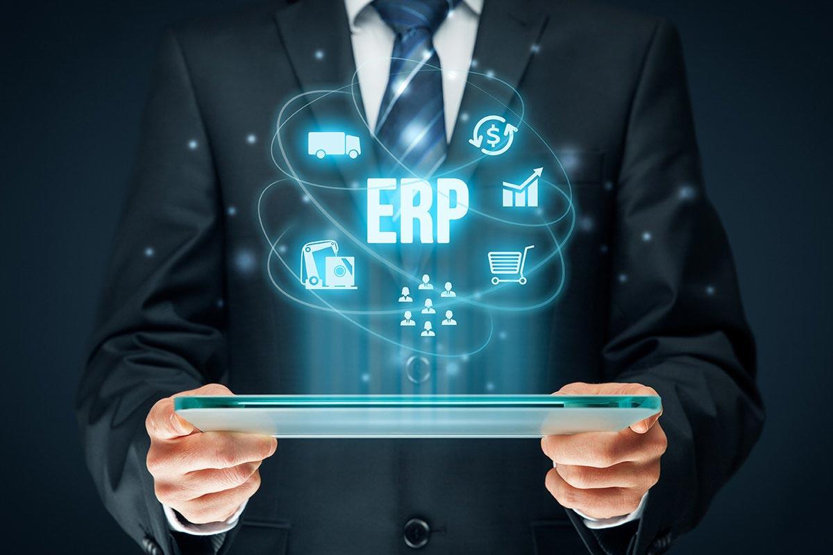 درآمد توسعه دهنده فنی ERP