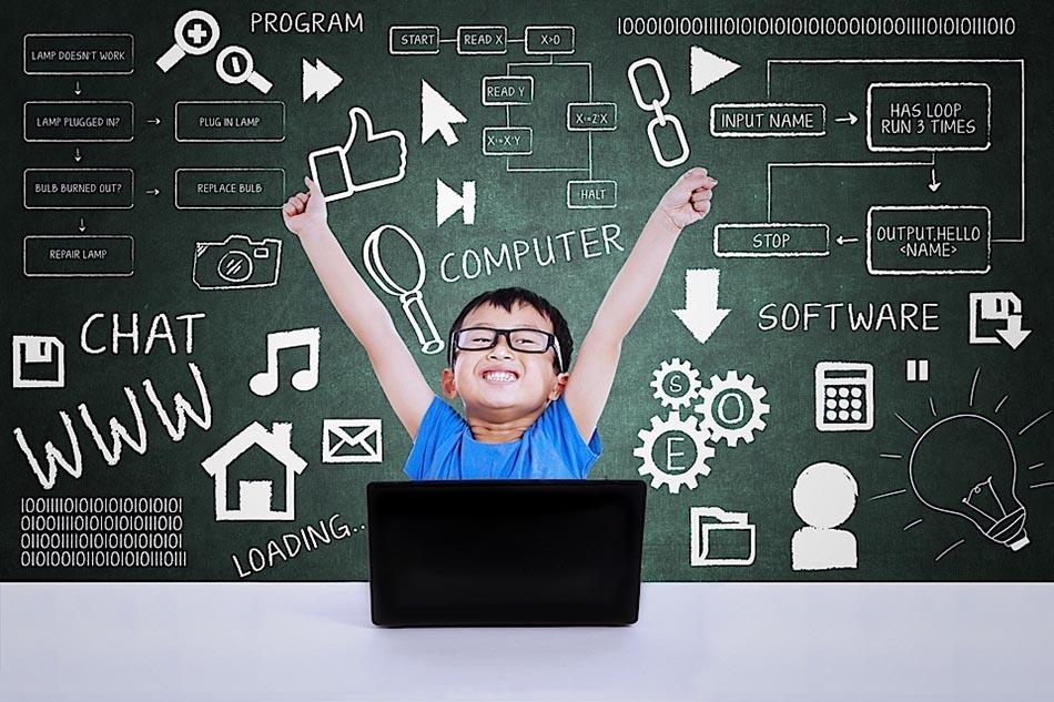 چرا برنامه نویسی برای کودکان مهم است