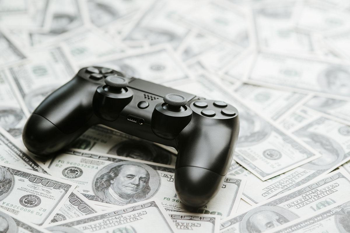 کسب درآمد از بازی